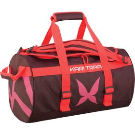 Kari Traa Kari 30L Travel Luggage red